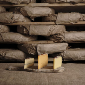 Cheese Box - Comte, Oude Beemster, Morbier