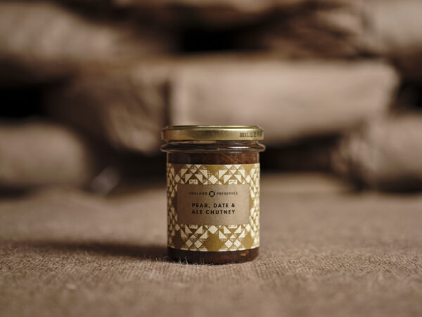 Pear, Date and Ale Chutney